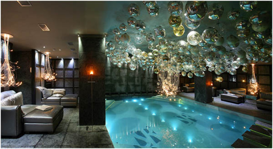 LE SAINT ROCH - Hotel - Courchevel