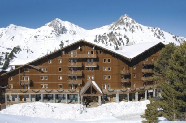 Accommodation in Les Arcs