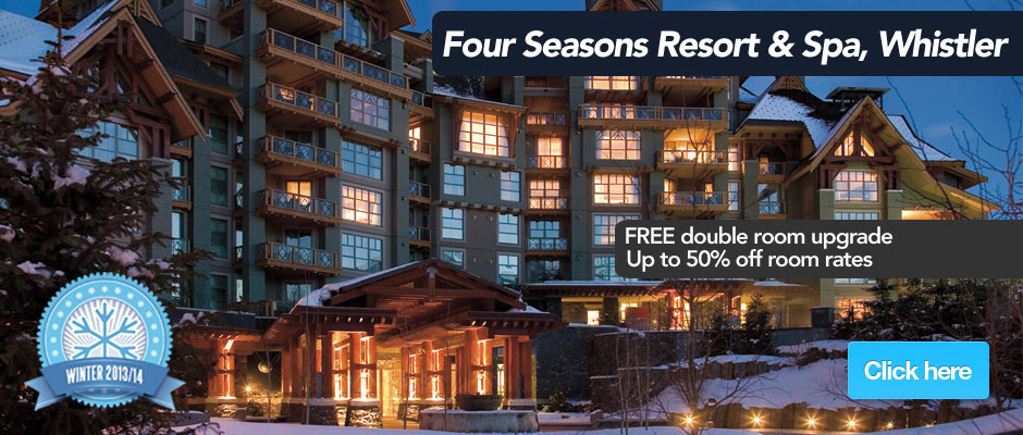 Four Seasons, Whistler
