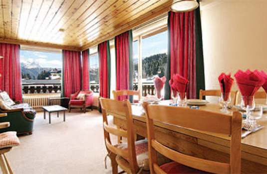 Chalet Jean Blanc, Courchevel 1850