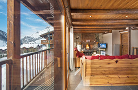 Chalet Lucaval in Val d-l'sere France