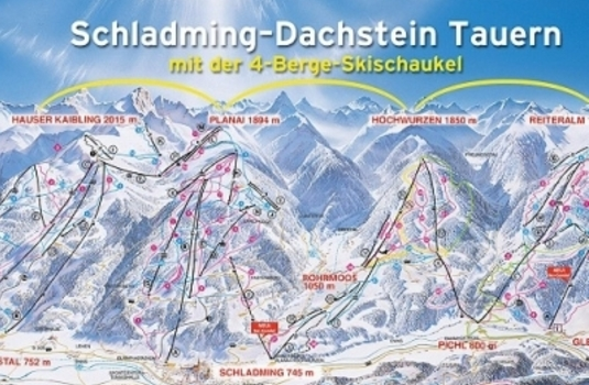 Currently watching at dachstein, one of the top travel destination from a list of austria tourist