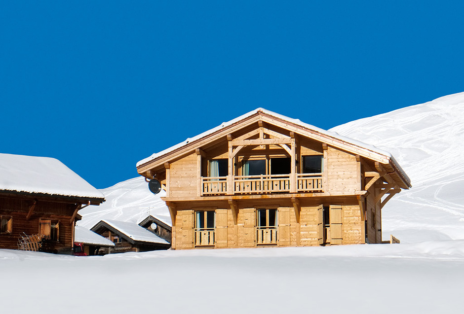 Accommodation in Avoriaz