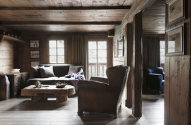 Chalet 1864 lounge