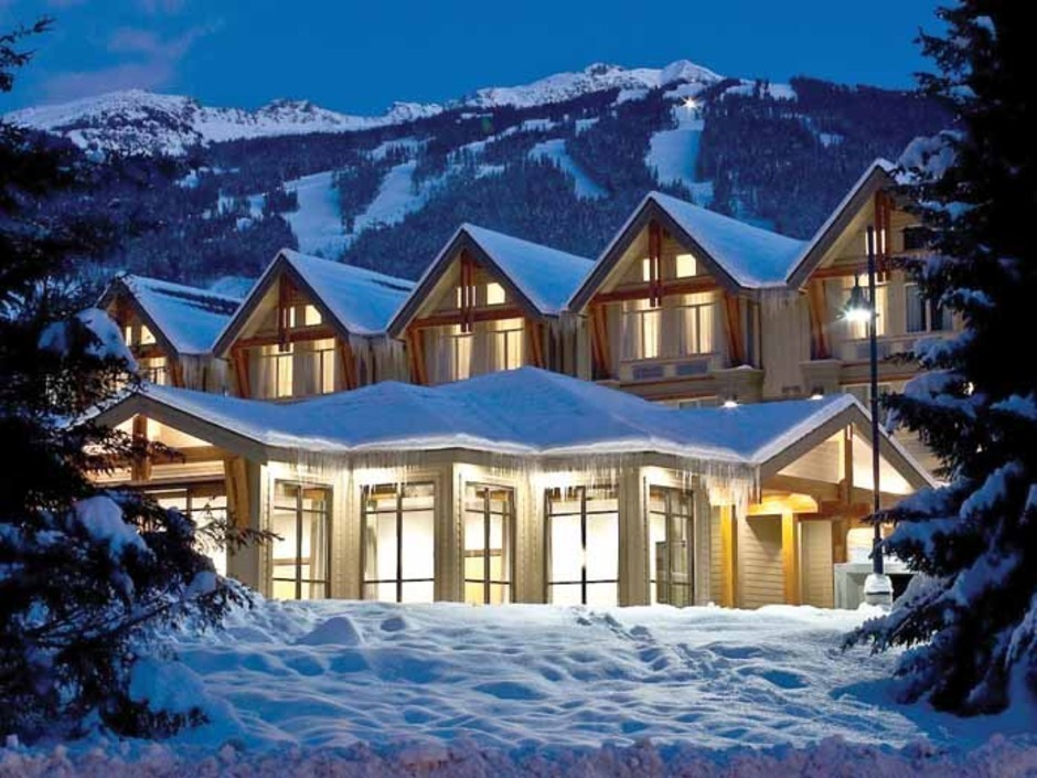 three star ski hotel