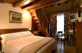 Hotel Pilier d`Angle Bedroom