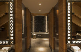 The Chedi Suite Bathroom