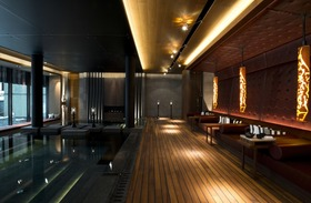The Chedi Hot Pools