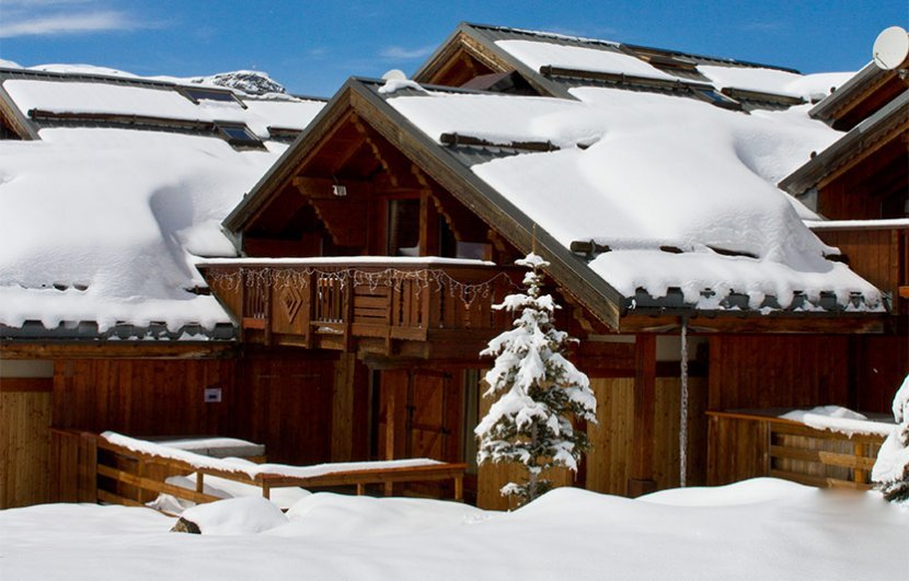 Chalet Sapin de Reberty