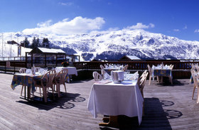 Chalet Hotel Alba | Meribel | France | View |