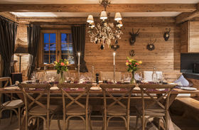 Chalet Silver Verbier Dining