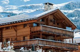 Chalet Silver Verbier Exterior