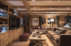 Chalet Silver Verbier Lounge