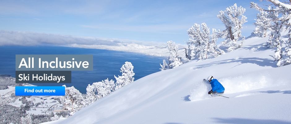 All Inclusive Ski Holidays - New Homepage banner