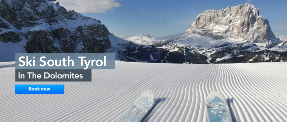 South tyrol New Homepage banner