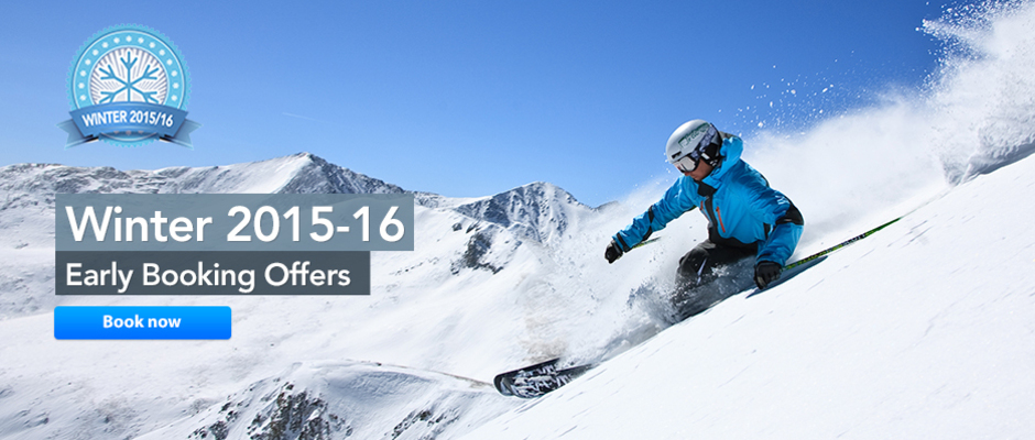 Winter 2015-16 ski holidays - New Homepage banner