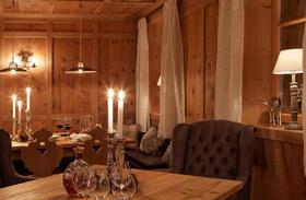 Hotel Himmlhof St Anton Double Bedroon