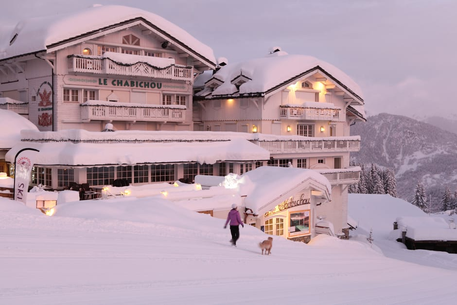 Le Chabichou - Hotel - Courchevel