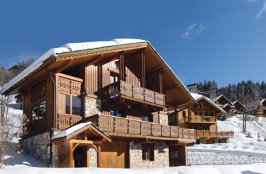 Chalet Michel, Meribel
