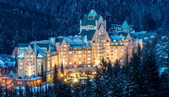 Save on 5* Whistler stays