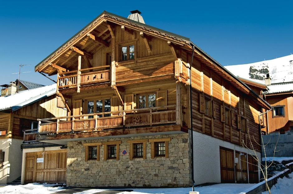 Chalet Chartreuse