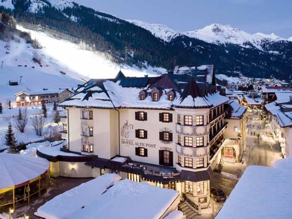 Hotel Alte Post - St. Anton am Arlberg