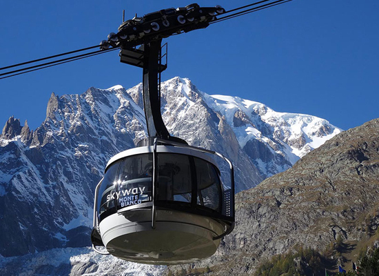 Courmayeur - SkyWay