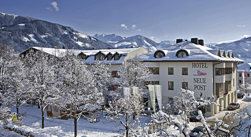 Hotel Neue Post - Zell am See