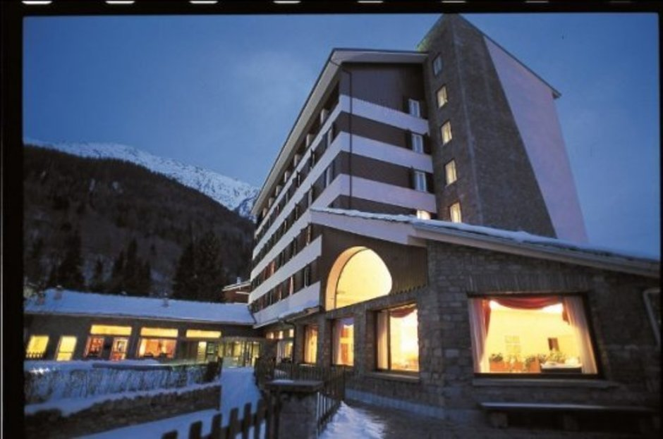 Hotel Royal e Golf - Courmayeur