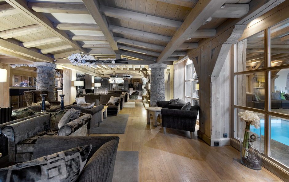 Hotel Le K2 Altitude - Courchevel