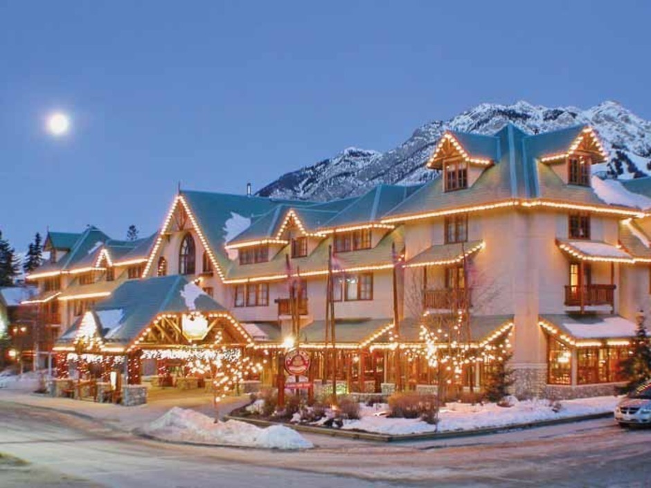 Caribou Lodge and Spa