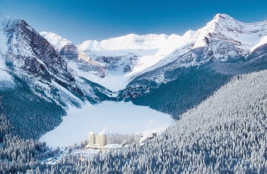 Fairmont Chateau Lake Louise, Banff
