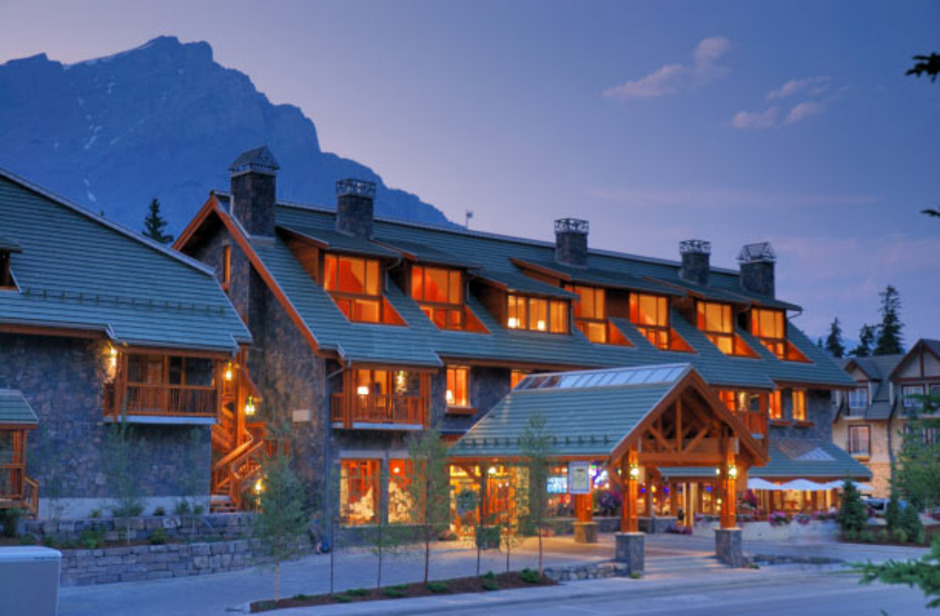 Fox Hotel and Suites - Banff