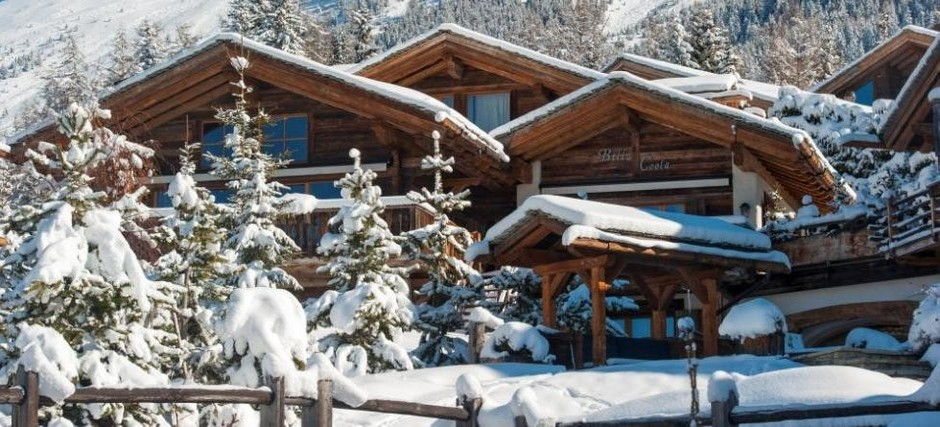 Bella Coola Estate - Chalet - Verbier