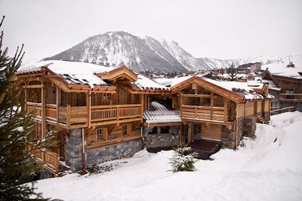 Chalet Jacques - Courchevel