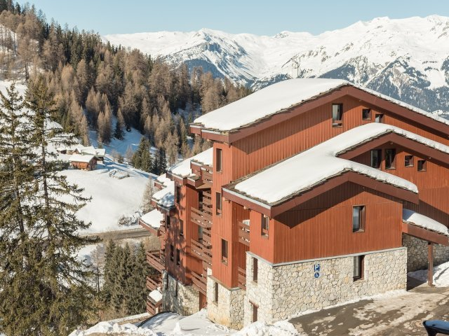 Plagne Lauze Apartments