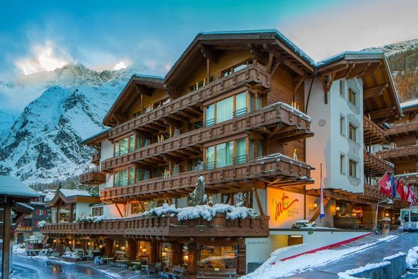 Walliserhof Grand Hotel & Spa - Saas-Fee