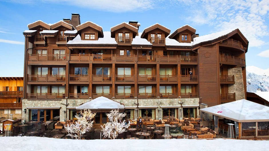 Hotel Portetta - Courchevel