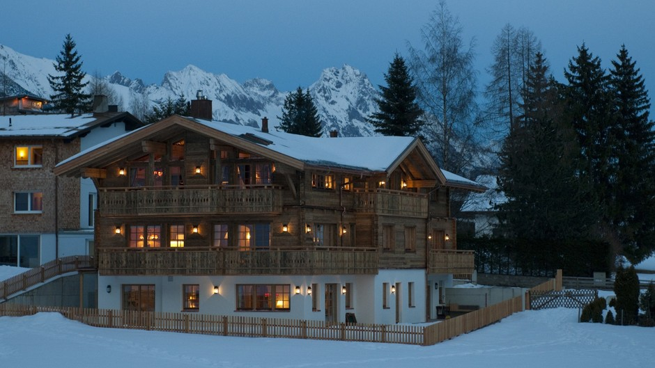 Accommodation in Brand in Vorarlberg