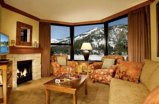 The Resort at Squaw Creek, Squaw Valley