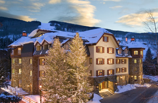 The Tivoli Lodge, Vail