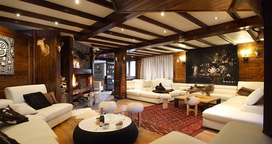 Snow Lodge - Hotel - Courchevel