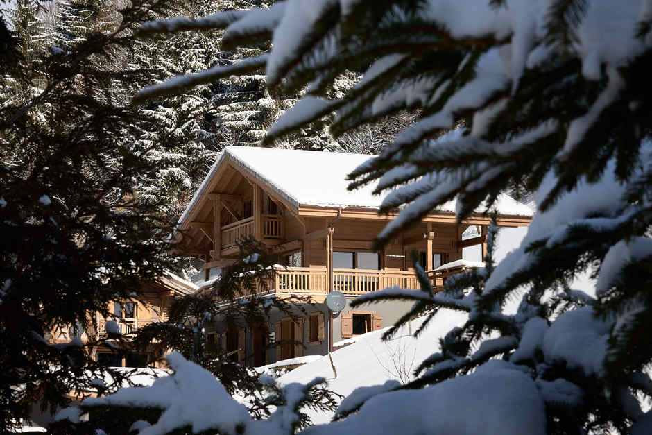 The White Valley Lodge - Chalet - Morzine