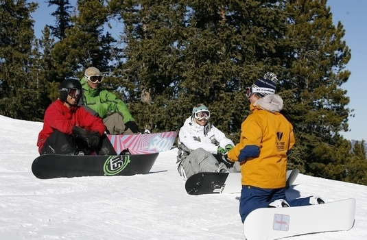 Winter Park Snowboard Lesson