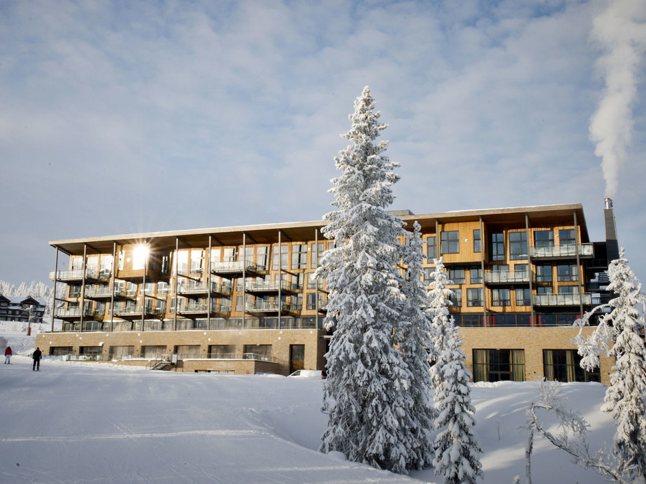 Mountain Resort and Residences Trysil, Radisson Blu - Hotel - Trysil