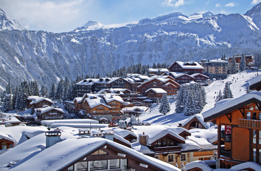 Courchevel Resort