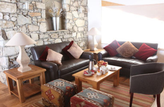 Lounge at Tignes L'Aiguille Percee - Mark Warner