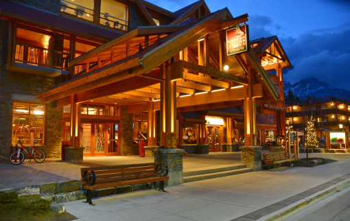 The Moose Hotel & Suites - Banff