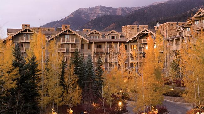 Four Seasons - Hotel - Jackson Hole