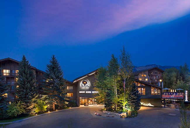 Snow King Resort Hotel and Condos